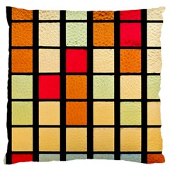 Mozaico Colors Glass Church Color Large Cushion Case (one Side)