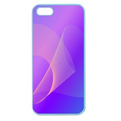 Vector Blend Screen Saver Colorful Apple Seamless Iphone 5 Case (color) by Amaryn4rt