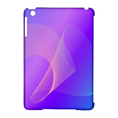 Vector Blend Screen Saver Colorful Apple Ipad Mini Hardshell Case (compatible With Smart Cover) by Amaryn4rt