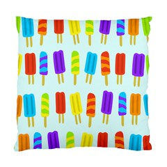 Popsicle Standard Cushion Case (two Sides) by Jojostore