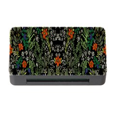 Detail Of The Collection s Floral Pattern Memory Card Reader With Cf by Jojostore