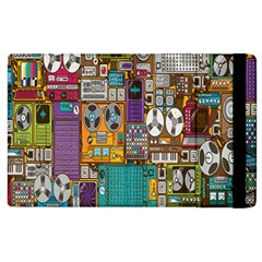 Rol The Film Strip Apple Ipad 3/4 Flip Case by Jojostore