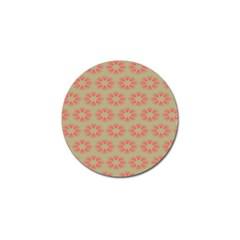 Flower Pink Golf Ball Marker by Jojostore