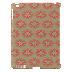 Flower Pink Apple Ipad 3/4 Hardshell Case (compatible With Smart Cover) by Jojostore