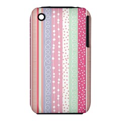 Pastel Colored  Wood Iphone 3s/3gs by Brittlevirginclothing