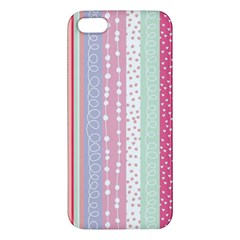 Pastel Colored  Wood Iphone 5s/ Se Premium Hardshell Case by Brittlevirginclothing