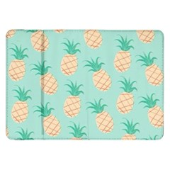 Pineapple Samsung Galaxy Tab 8 9  P7300 Flip Case by Brittlevirginclothing