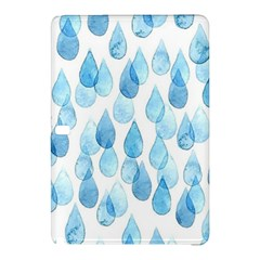Rain Drops Samsung Galaxy Tab Pro 12 2 Hardshell Case by Brittlevirginclothing