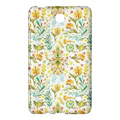 Pastel Flower Samsung Galaxy Tab 4 (7 ) Hardshell Case  by Brittlevirginclothing