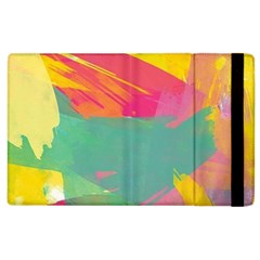 Paint Brush Apple Ipad 2 Flip Case by Brittlevirginclothing