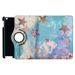 Pastel Stars Apple Ipad 2 Flip 360 Case by Brittlevirginclothing