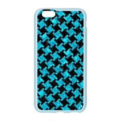 HTH2 BK-TQ MARBLE Apple Seamless iPhone 6/6S Case (Color) by trendistuff