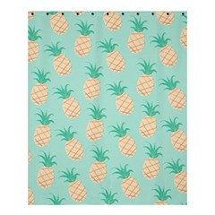 Pineapple Shower Curtain 60  X 72  (medium)  by Brittlevirginclothing