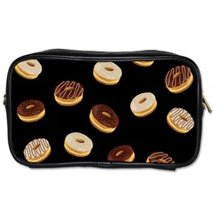 Donuts Toiletries Bags 2-Side by Valentinaart