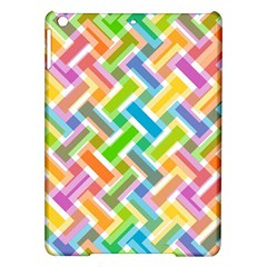 Abstract Pattern Colorful Wallpaper Ipad Air Hardshell Cases