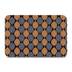 Abstract Seamless Pattern Plate Mats by Amaryn4rt