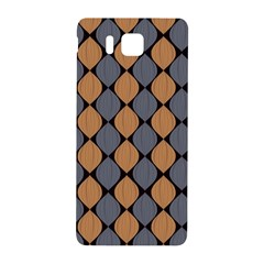 Abstract Seamless Pattern Samsung Galaxy Alpha Hardshell Back Case by Amaryn4rt