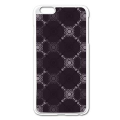 Abstract Seamless Pattern Apple Iphone 6 Plus/6s Plus Enamel White Case by Amaryn4rt