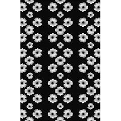 Dark Floral 5 5  X 8 5  Notebooks by dflcprints