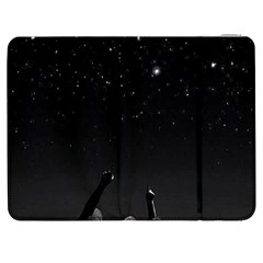 Frontline Midnight View Samsung Galaxy Tab 7  P1000 Flip Case by FrontlineS