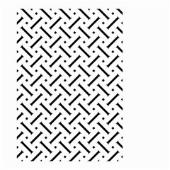 Geometric Pattern Small Garden Flag (two Sides)