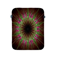 Julian Star Star Fun Green Violet Apple Ipad 2/3/4 Protective Soft Cases by Amaryn4rt