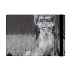King And Queen Of The Jungle Design  Ipad Mini 2 Flip Cases by FrontlineS