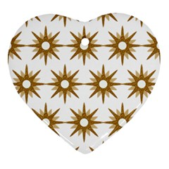 Seamless Repeating Tiling Tileable Ornament (heart)