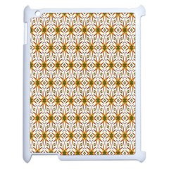 Seamless Wallpaper Background Apple Ipad 2 Case (white) by Amaryn4rt