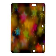 Star Background Texture Pattern Kindle Fire Hdx 8 9  Hardshell Case