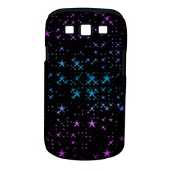 Stars Pattern Seamless Design Samsung Galaxy S Iii Classic Hardshell Case (pc+silicone) by Amaryn4rt