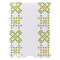 Vintage Pattern Background  Vector Seamless Apple Ipad 3/4 Hardshell Case (compatible With Smart Cover) by Amaryn4rt