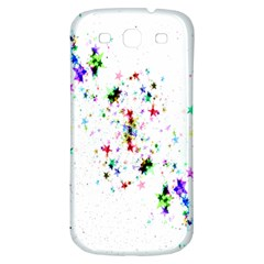 Star Structure Many Repetition Samsung Galaxy S3 S Iii Classic Hardshell Back Case by Amaryn4rt