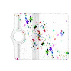 Star Structure Many Repetition Kindle Fire Hdx 8 9  Flip 360 Case by Amaryn4rt