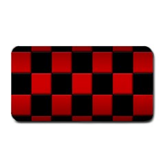 Black And Red Backgrounds Medium Bar Mats