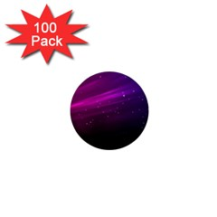 Purple Wallpaper 1  Mini Buttons (100 Pack)