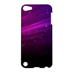 Purple Wallpaper Apple Ipod Touch 5 Hardshell Case