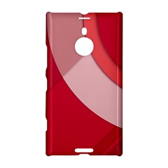 Red Material Design Nokia Lumia 1520 by Amaryn4rt