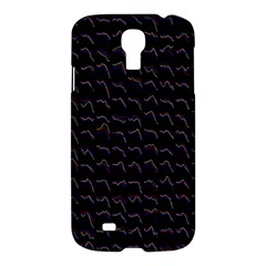 Smooth Color Pattern Samsung Galaxy S4 I9500/i9505 Hardshell Case by Amaryn4rt