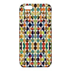 Retro Pattern Abstract iPhone 6/6S TPU Case by Amaryn4rt