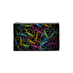 Type Pattern Cosmetic Bag (small)  by Amaryn4rt
