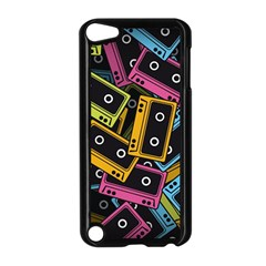 Type Pattern Apple Ipod Touch 5 Case (black) by Amaryn4rt