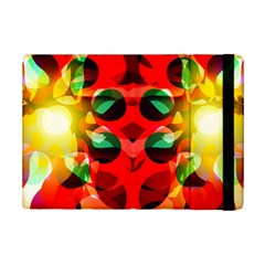 Abstract Digital Design iPad Mini 2 Flip Cases by Amaryn4rt