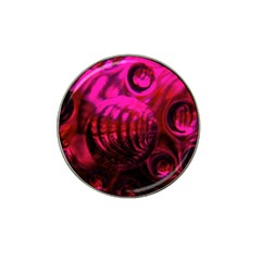 Abstract Bubble Background Hat Clip Ball Marker (10 Pack) by Amaryn4rt