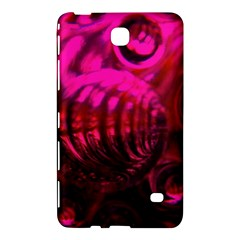 Abstract Bubble Background Samsung Galaxy Tab 4 (8 ) Hardshell Case  by Amaryn4rt