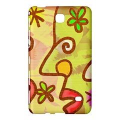 Abstract Faces Abstract Spiral Samsung Galaxy Tab 4 (8 ) Hardshell Case  by Amaryn4rt