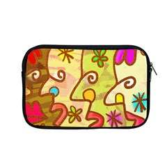 Abstract Faces Abstract Spiral Apple Macbook Pro 13  Zipper Case by Amaryn4rt
