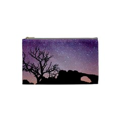 Arches National Park Night Cosmetic Bag (small)