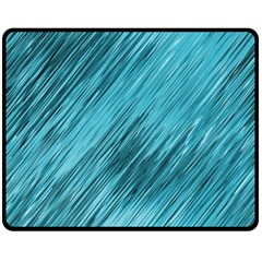Banner Header Double Sided Fleece Blanket (Medium)  by Amaryn4rt