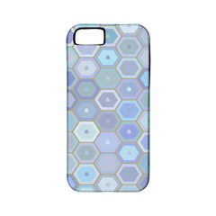 Bee Hive Background Apple Iphone 5 Classic Hardshell Case (pc+silicone) by Amaryn4rt